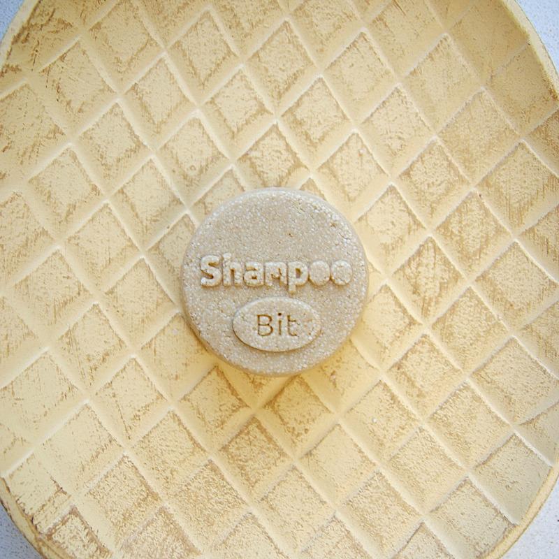ShampooBit® Kornblume-Zitrone