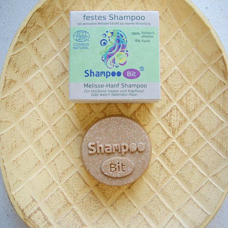 ShampooBit® Melisse-HanfI